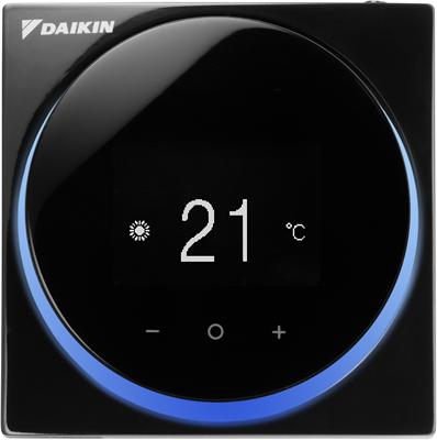 Пульт управления Daikin BRC1H519K7 (проводной, черный) - фото 9378