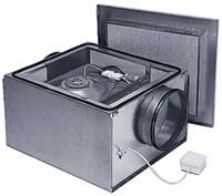 Вентилятор в изолированном корпусе Ostberg IRE 250 C1 ErP