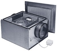 Вентилятор в изолированном корпусе Ostberg IRE 315 C1