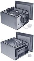 Вентилятор в изолированном корпусе Ostberg IRE 50x25 A1