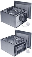 Вентилятор в изолированном корпусе Ostberg IRE 60x35 A3