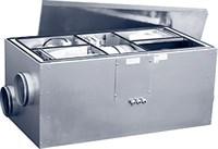 Приточно-вытяжная установка Ostberg HERU 100 S EC2 A