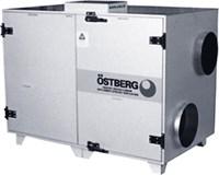 Приточно-вытяжная установка Ostberg HERU 400 S RWR