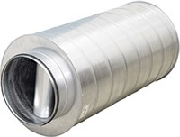 Шумоглушитель Арктос CSD 630/900