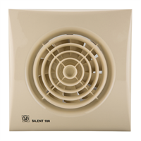 Накладной вентилятор Soler Palau SILENT-100 CZ IVORY
