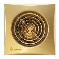 Накладной вентилятор Soler Palau SILENT-100 CZ GOLD
