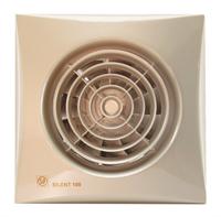 Накладной вентилятор Soler Palau SILENT-100 CZ CHAMPAGNE