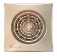 Накладной вентилятор Soler Palau SILENT-200 CZ CHAMPAGNE