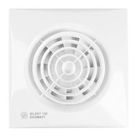 Накладной вентилятор Soler Palau SILENT-100 CZ ECOWATT