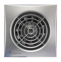 Накладной вентилятор Soler Palau SILENT-200 CHZ SILVER