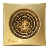 Накладной вентилятор Soler Palau SILENT-100 CRZ GOLD