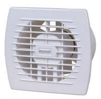 Накладной вентилятор Europlast E120 (стандарт)