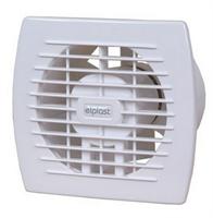 Накладной вентилятор Europlast E100 HT (таймер и датчик влажности)