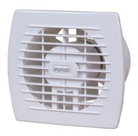 Накладной вентилятор Europlast E150 HT (таймер и датчик влажности)