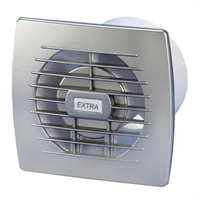 Накладной вентилятор Europlast E100S серебро