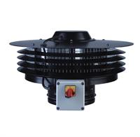Крышный вентилятор Soler Palau CTB/4-400/160