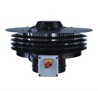 Энергоэффективный крышный вентилятор Soler Palau CTB/4-800/250 ECOWATT PLUS
