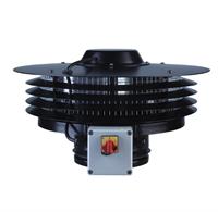 Энергоэффективный крышный вентилятор Soler Palau CTB/4-1300/315 ECOWATT PLUS