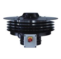 Энергоэффективный крышный вентилятор Soler Palau CTB/4-500/200 ECOWATT PLUS