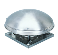 Крышный вентилятор дымоудаления Soler Palau CTHB/4-140