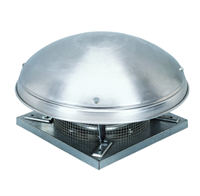 Крышный вентилятор дымоудаления Soler Palau CTHT/4-200