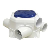 Мультизональный канальный вентилятор Soler Palau OZEO-E ECOWATT RF