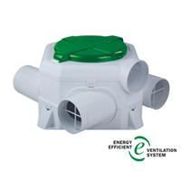 Мультизональный канальный вентилятор Soler Palau OZEO E ECOWATT CONTROL CO2
