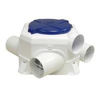 Мультизональный канальный вентилятор Soler Palau OZEO-E