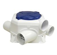 Мультизональный канальный вентилятор Soler Palau OZEO E ECOWATT