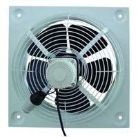 Осевой вентилятор с монтажной пластиной Soler Palau HXM-200