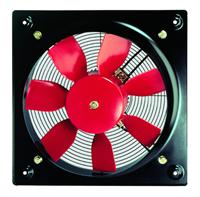 Осевой вентилятор с монтажной пластиной Soler Palau HCFB/4-250/H