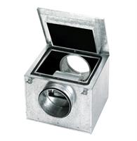 Вентилятор в шумоизолированном корпусе Soler Palau CAB-250 N