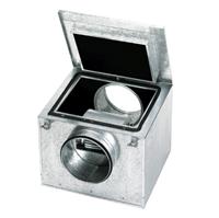 Энергоэффективный вентилятор в шумоизолированном корпусе Soler Palau CAB-355 ECOWATT