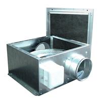 Энергоэффективный вентилятор в шумоизолированном корпусе Soler Palau CAB-200 ECOWATT PLUS