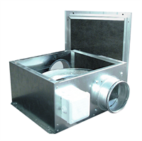 Энергоэффективный вентилятор в шумоизолированном корпусе Soler Palau CAB-160 ECOWATT PLUS