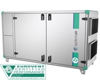 Вентиляционная установка Systemair Topvex SX/C03 HWH
