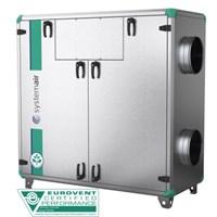 Вентиляционная установка Systemair Topvex SC08 HW-L-CAV