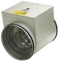 Электрокалорифер Systemair CB 125-1,2 230V/1 Duct heater
