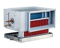 Воздухоохладитель Systemair DXRE 40-20-3-2,5 Duct cooler