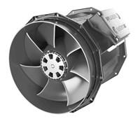 prio 160E2 circular duct fan