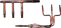 Комплект разветвителей UTPSX354A